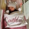 Babydekentje met naam